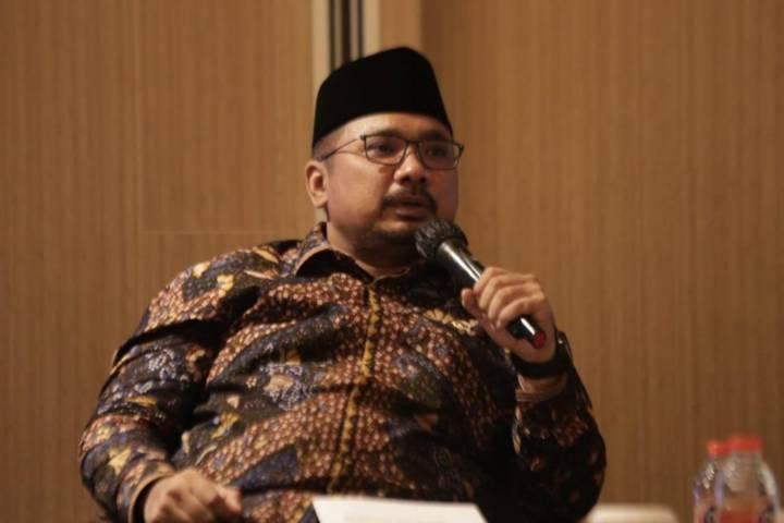 Menteri Agama, Yaqut Cholil Qoumas. (Foto: Dokumen/Kemenag) takbir keliling menag