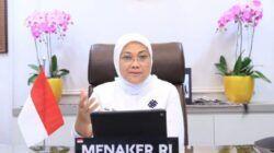 Menteri Ketenagakerjaan, Ida Fauziyah. (Foto: Dokumen/Kementerian Ketenagakerjaan)