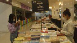 Setahun Pandemi Covid-19, Penjualan Pasar Buku Turun Drastis