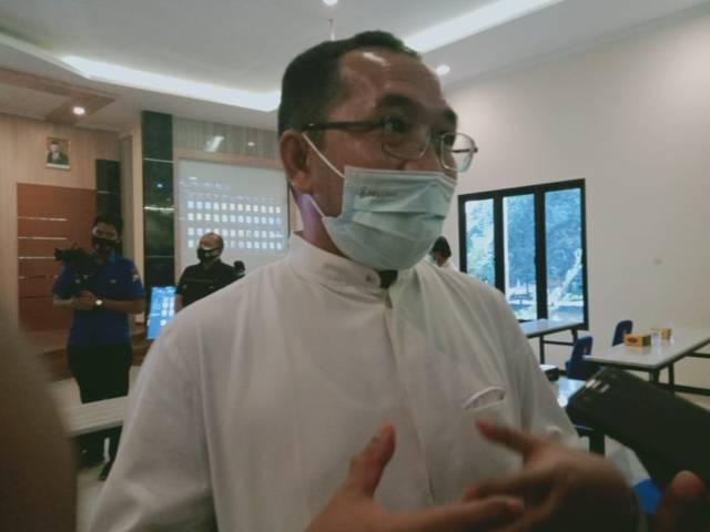 Pimpinan Gereja Katolik Kepanjen, Romo Yoseph Kudus O.Carm. (Foto: RAP/Tugu Malang/Tugu Jatim)