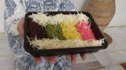 Risol cetar yang beraneka warna yang dijamin cocok sebagai takjil ketika berbuka puasa. (Foto: Feni Yusnia/Tugu Malang/Tugu Jatim)