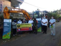 Semen Indonesia Salurkan Bantuan untuk Korban Gempa di Blitar, Malang, dan Lumajang