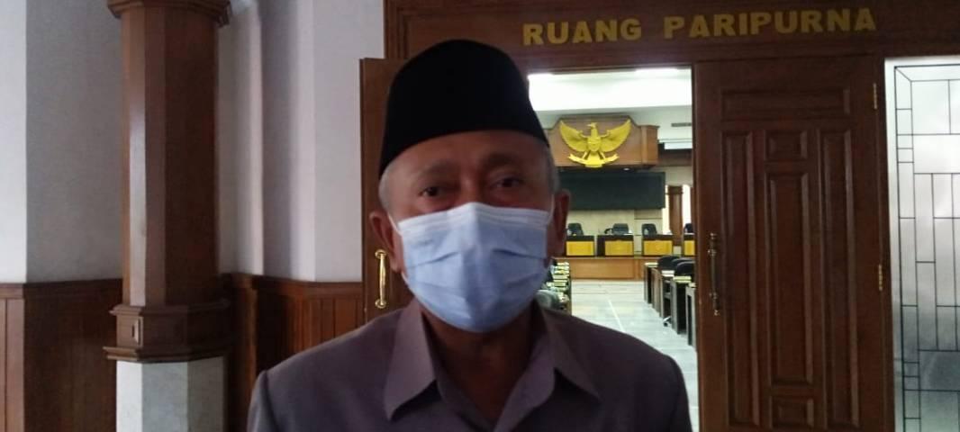 Ketua DPRD Tuban M. Miyad. (Foto: Rochim/Tugu Jatim)