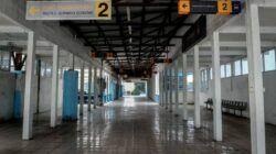 Melihat Sepinya Terminal Arjosari Malang, Imbas Aturan Larangan Mudik Lebaran