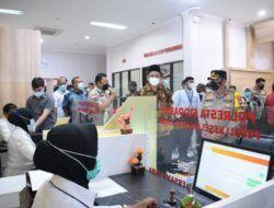 """Permudah Layanan pada Warga, Polresta Sidoarjo Launching """"Mall Mini Pelayanan Polri"""""""