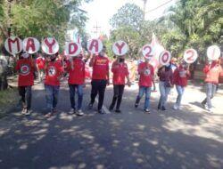 Peringati May Day, Ketua KASBI Jatim: Cabut Omnibuslaw, Buruh Bukan Tumbal Pandemi Covid-19!