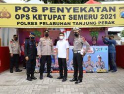 Selama 3 Hari Penyekatan, Ada 931 Kendaraan di Pos Tanjung Perak Surabaya yang Dipaksa Putar Balik!