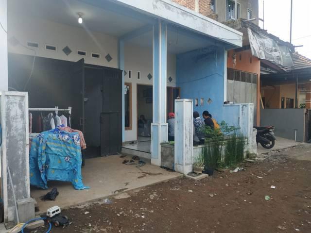 Rumah korban pencurian dan kekerasan dengan senjata tajam. (Foto: Istimewa/Tugu Jatim)