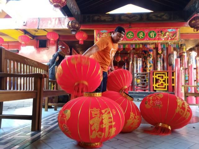 Kelenteng Kwan Sing Bio.(Foto: Disparbudpora Tuban/Tugu Jatim)