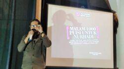 AJI Kediri Lawan Kekerasan lewat Puisi untuk Dukung Jurnalis Tempo Nurhadi