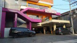 Suasana salah satu hotel di Kota Malang selama pelarangan mudik pada 6-17 Mei 2021. (Foto:Azmy/Tugu Jatim)