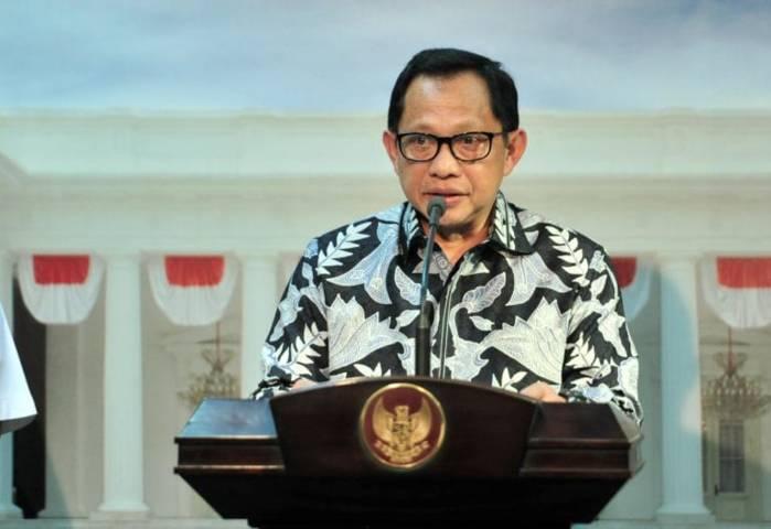 Menteri Dalam Negeri (Mendagri) Muhammad Tito Karnavian. (Foto: Dok Sekretariat Kabinet RI/Tugu Jatim)
