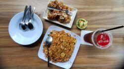 Menu makanan Chinese Food di Pokang, Kota Malang. (Foto: Feni Yusnia/Tugu Jatim)