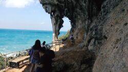 Pulau Giliyang di Sumenep yang digadang-gadang punya kadar oksigen tertinggi di dunia. (Foto: YouTube Lively Rutasty/Tugu Jatim)