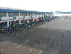 Soal Penyekatan, Kanit Terminal Purabaya: Jumlah Penumpang Harian Menurun Drastis