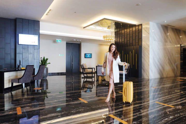 Hotel Royal Tulip Surabaya. (Foto: Hotel Royal Tulip Surabaya/Tugu Jatim)