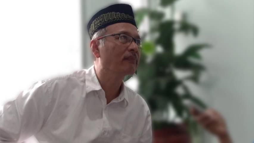 Rektor UIN Maliki Malang 'Abd Al Haris Al Muhasibiy.(Foto:Dok/Tugu Jatim)