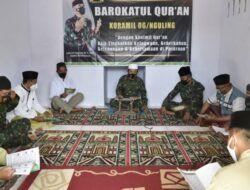 Dandim 0819/Pasuruan Sosialisasikan Agenda Andalan 'Barokatul Qur'an'