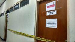 Bareskrim-KPK OTT Bupati Nganjuk Terkait Jual Beli Jabatan, Kantor BKD Disegel