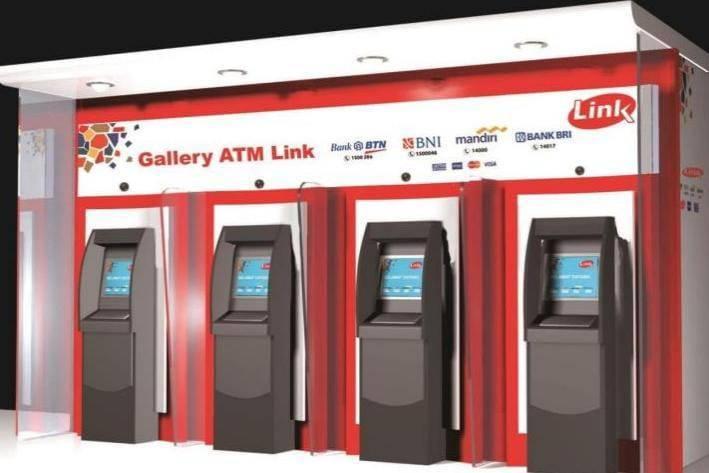 Ilustrasi ATM Link (Foto: bni.co.id) atm kena biaya cek saldo tarik tunai tugu jatim