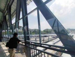 """Bak """"Mini Bandara"""", Gedung Baru Stasiun Kota Malang Mulai Beroperasional untuk Penumpang Jarak Jauh"""