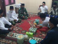 Jaga Wilayah agar Tetap Kondusif, Dandim Pasuruan Sambangi Gus Nawawi