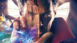 Benedict Cumberbatch saat memerankan tokoh Doctor Strange dalam film Marvel. (Foto: Marvel)