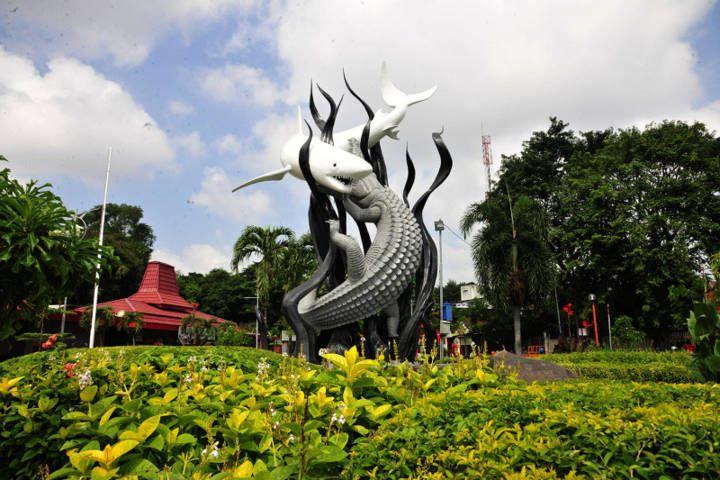 Wisata di Surabaya. (Foto: Pemkot Surabaya/Tugu Jatim)