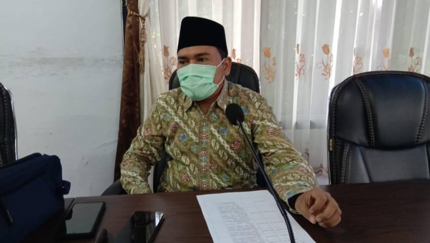 Wakil Ketua DPRD Trenggalek Agus Cahyono. (Foto: Zamzuri/Tugu Jatim)