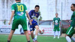 JMR Football Jajal Lapangan Berlisensi FIFA di Unggul Sports Center, Malang