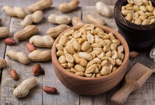 Ilustrasi kacang bawang yang cocok dihidangkan saat Lebaran. (Foto: Pixabay)