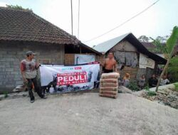 Tugu Media Peduli-Bakti BCA Salurkan Bantuan untuk Korban Gempa Malang di Kecamatan Kalipare