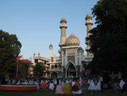 Pemkot Malang Beri Izin Masjid untuk Gelar Salat Idul Fitri Berjemaah, Ini Pengecualiannya