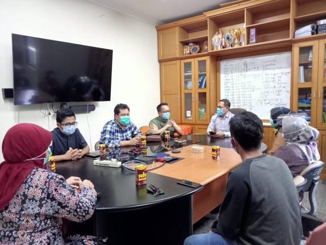 Kunjungan PT Paragon Technology and Innovation ke Universitas Brawijaya untuk membahas kerja sama, beasiswa, dan event. (Foto: Feni Yusnia/Tugu Jatim)
