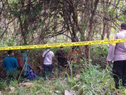Tinggal Tengkorak, Mayat Tanpa Identitas Ditemukan Tergantung di Tengah Hutan di Tuban