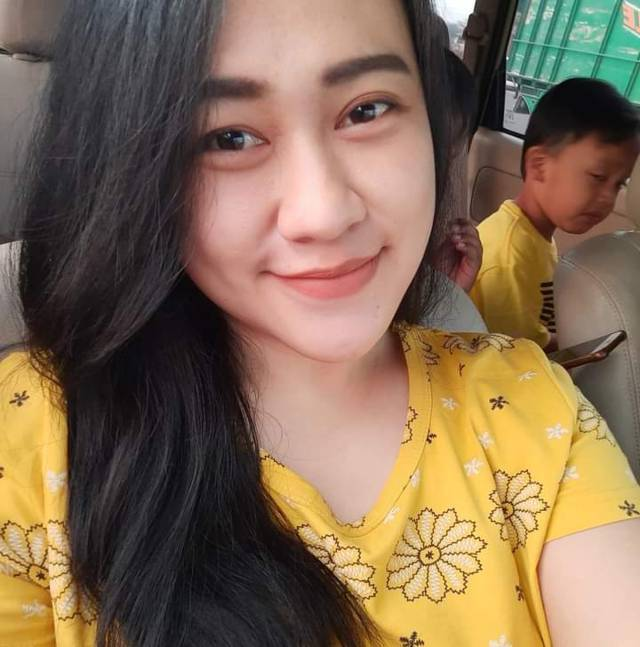Eva Sofiana Wijayanti, perawat di Kalipare, Malang yang jadi korban pembakaran. (Foto: Instagram/Eva Sofiana)