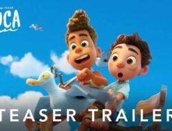 Luca, Film Animasi Terbaru dari Disney dan Pixar yang Siap Tayang Juni 2021