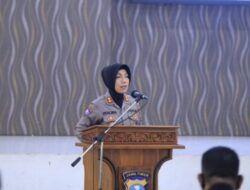 Sosialisasi Perubahan Warna Seragam Satpam, Polrestabes Surabaya: Satpam juga Bagian dari Kami