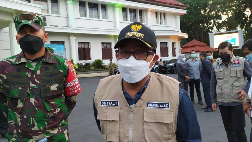 Wali Kota Malang Sutiaji. (Foto: M Ulul Azmy/Tugu Jatim)