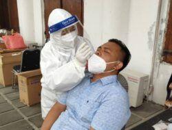 Pasca-Lebaran, 1.298 Personel Polrestabes Surabaya Lakukan Tes Swab