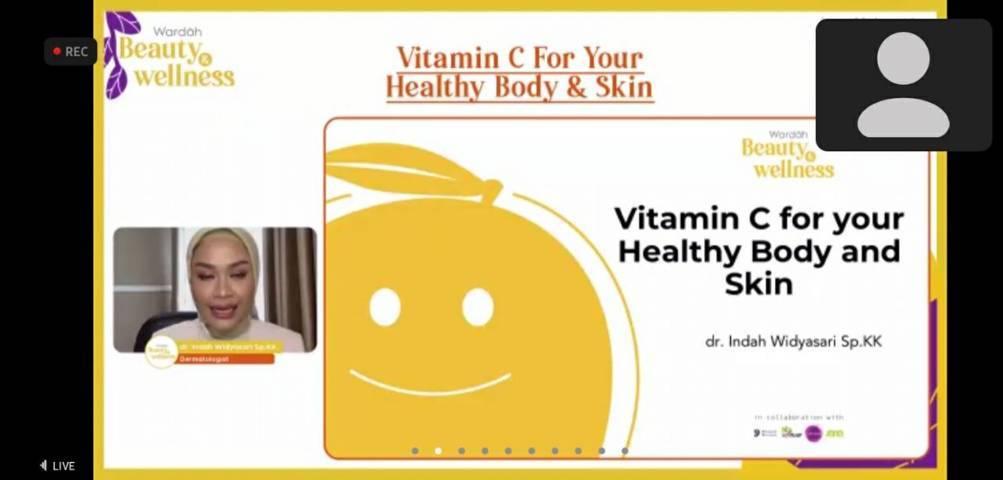 Pentingnya vitamin C untuk menjaga kesehatan kulit terutama saat bulan puasa. (Foto: Dokumen/Tugu Malang/Tugu Jatim)