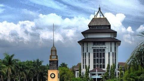 Kampus Universitas Brawijaya (UB). (Foto:Dokumen UB/Tugu Jatim)
