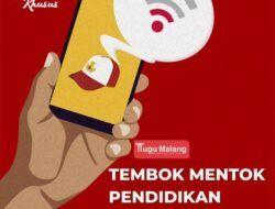 Beratnya Pembelajaran Online di Pinggiran Kabupaten Malang