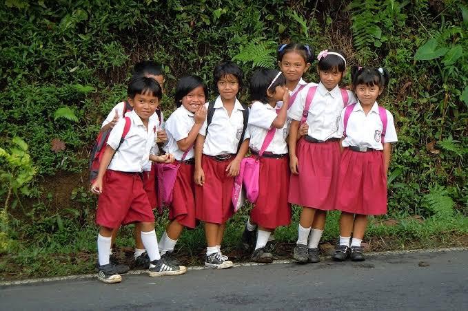 Ilustrasi anak-anak sekolah. (Foto: Pixabay/Tugu Jatim)
