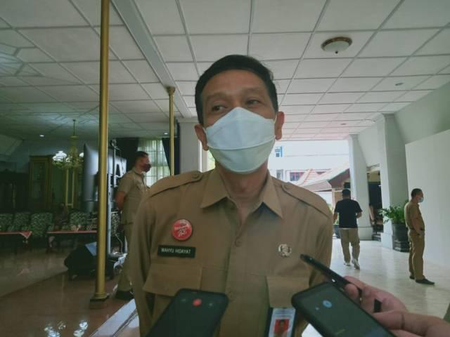 Sekretaris Daerah (Sekda) Kabupaten Malang Wahyu Hidayat saat dikonfirmasi pada Rabu sore (16/06/2021). (Foto: Rap/Tugu Jatim)