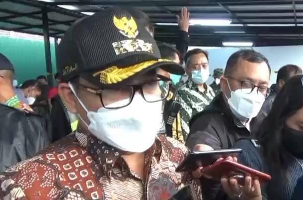 Wali Kota Malang Sutiaji. (Foto: Rubianto/Tugu Jatim)