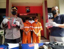 Bepe Gondol Motor Tak Dikunci Stang di Matos Malang