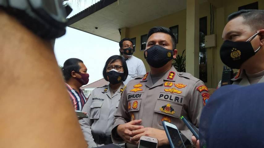 AKBP Budi Hermanto (Buher) saat bertemu awak media di Kota Malang. (Foto:Azmy/Tugu Jatim)