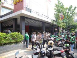 Gara-gara Promo BTS Meal McD, Polres Kediri Kota Bubarkan Kerumunan Driver Gojek