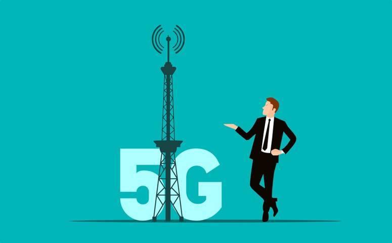 Ilustrasi jaringan 5G. (Foto: Pixabay/Tugu Jatim)